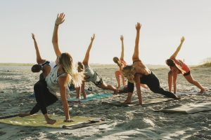 Holy Yoga Flow Fitness Class