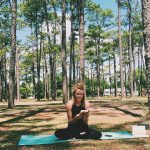 Outside – Yoga in the Park