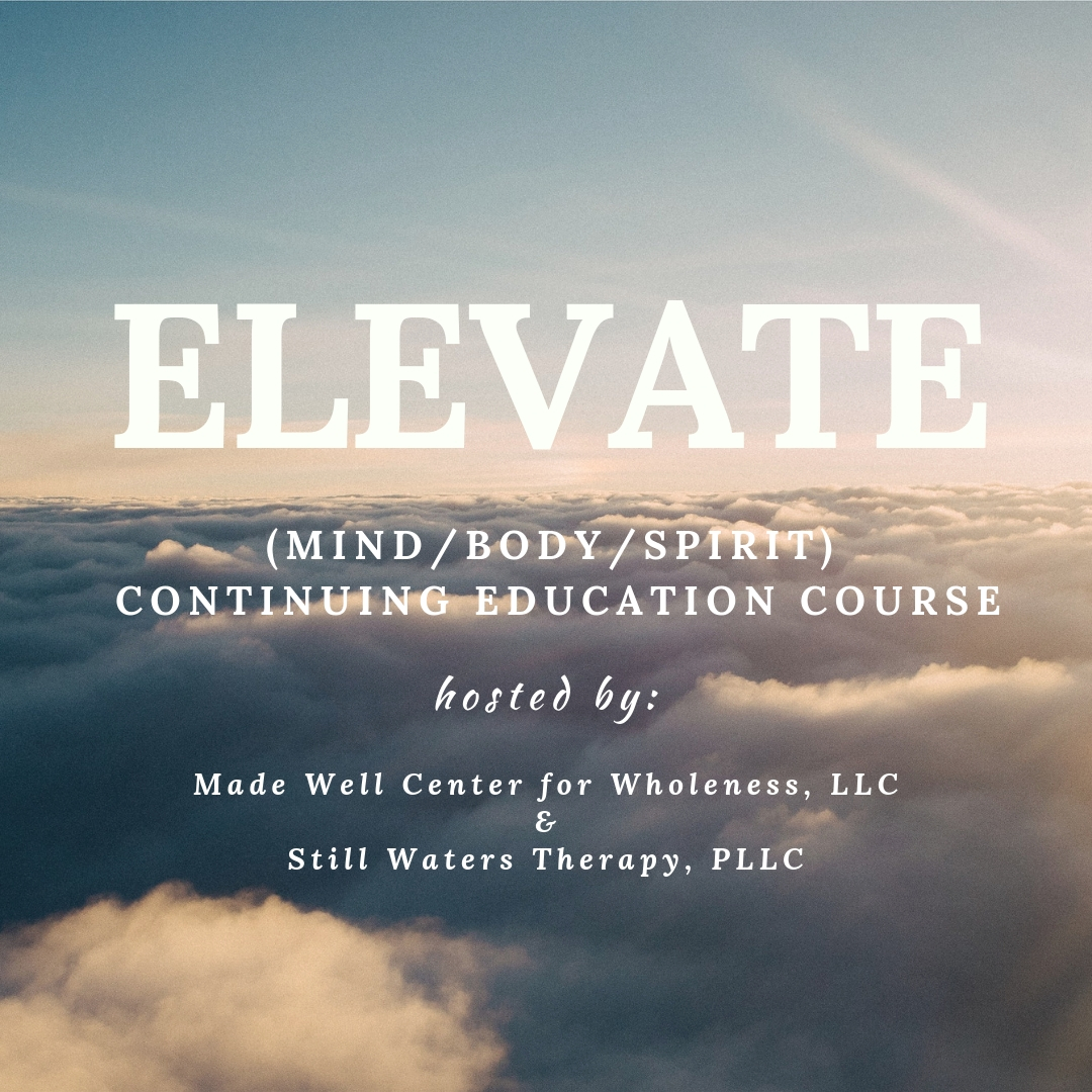 Elevate, Mind Body Spirit Training