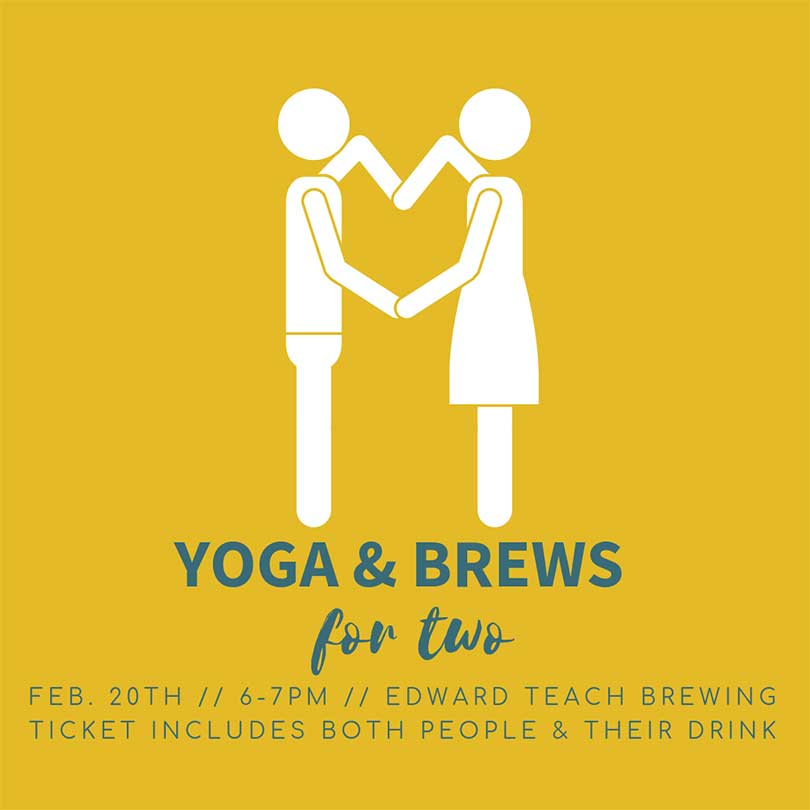 Yoga and Brews