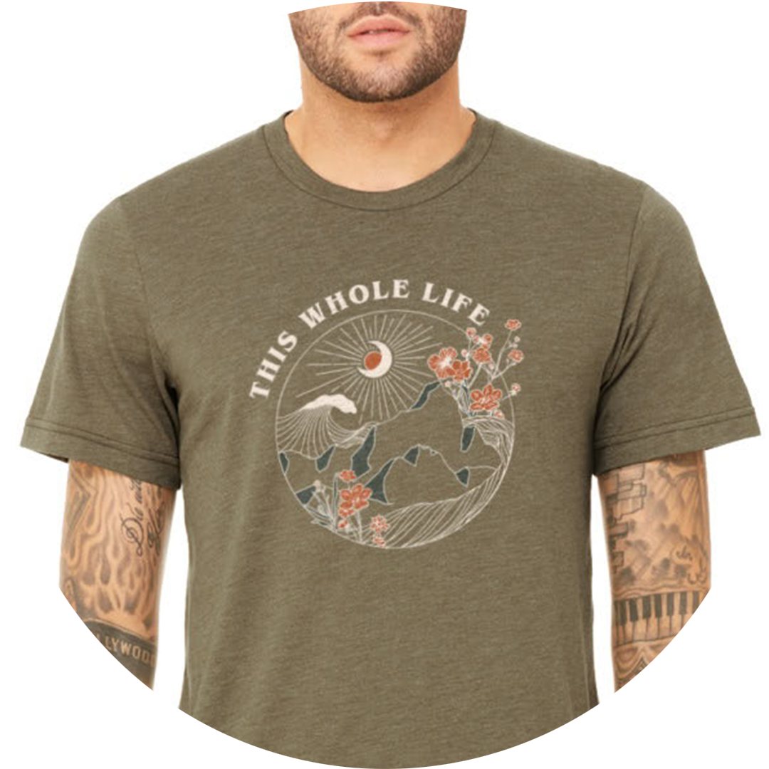 This Whole Life Foundation T-Shirt